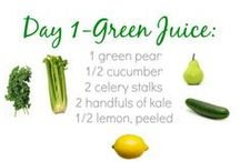Juicing / Smoothies / by Katie Whalen Krysh
