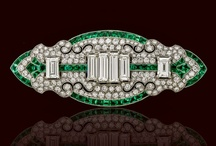 Jewelry: Art Deco & the 1930s / Jewelry from the period roughly between 1920-1941. Resistance is Futile.  / by Stonefinder