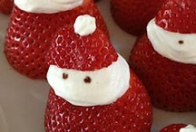 Christmas fun foods / by Jennyshere BC