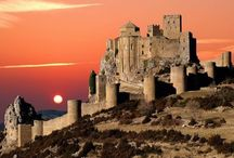 Castles / by Kathy Williamson