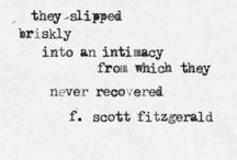 Words. / by Joseph Burtoni