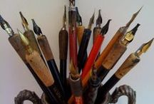INKED (pen & Ink) / by Debby Moore