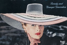 Fashionable Hats / by Michele Loyd