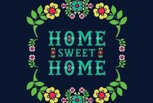 :: happy home :: / I want a life that is sweet, simple, and filled with love and laughter.........Fellow pinners ; please feel free to repin as much as you wish / by Avery Joy Paris