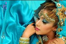༺◆༻βoℓℓƴwood βεαʊtƴ ༺◆༻ / Indian Beauty Fashion & Style / by Deborah Escobar