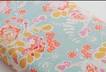 Baby Room Fabric / by Gina Bartley Smith