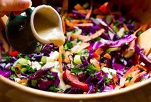 Eatables / Yummy and mostly healthy ideas for cooking for your family. / by Stephanie Walmsley