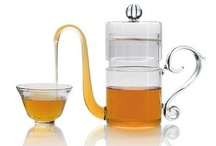 Tea & Coffee Accessories  / objects designed to support or complement your cup of ~  / by Lisa Kunizaki