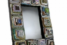 Mirrors and frames / by Jacqueline Irwin