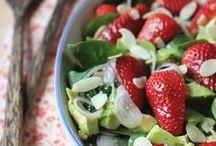 Salads / A salad for all seasons.  / by Megan Ancheta   Allergy Free Alaska