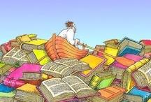 For Love of BOOKS / Literature / by Robbyn King-Tygrett