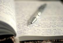 Writing / by WynterSnowe