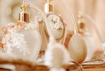 Mon amour pour le parfum... / by Katherine Tatford