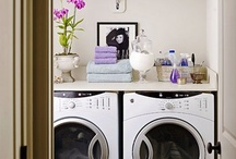 The home of my dreams... Laundry / by Katherine Tatford