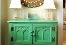 furniture remodel / by Jessica Lynch