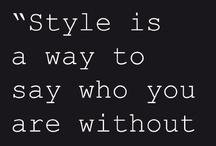 My Style / by Maralyn Annashee