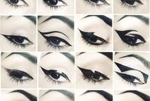 Beauty: nails, lashes, make up, hair.... / by Aryoung