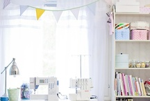 Craft room! Love! / by Alison Louise
