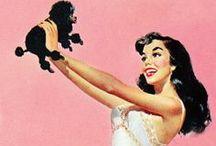 It's not puppy love!  / Pin-ups! / by Skyler Tilley