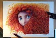 Art / Wonderful creations / by Skyler Tilley