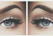 Makeup / Put on your war paint.  / by Skyler Tilley