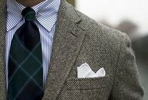 Menswear  / What I find attractive, tips, advice and suggestions.  / by Skyler Tilley