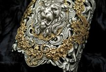Jewelry to LOVE / Unique jewelry items ... eye catching!! / by Laurie Cable Olsson