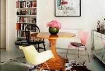 home | dining rooms / by Mae Badiyan