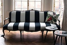 home | fabulous furniture / de beaux meubles / by Mae Badiyan