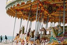 ~ The Brass Ring ~ / Up And Down On The Merry-Go-Round / by Holly Nelson Rader