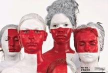 THINKING ABOUT DESIGN / Designing brand identity / by Javier Milla Muñante