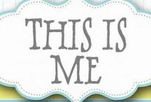 Me, myself & I :) / by Annee Jenks