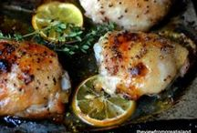 Chicken and Meat Recipes / by Eat Good 4 Life