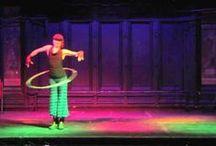 Hula Hoop Dances / by Kitty Cat  m a d e l y n