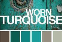 Color themes / by ༺ᴊᴎɤᴄ⁞ᴘıᴎ༻