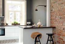 Inspired : Kitchen / by Gemma Sands