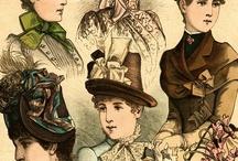 Vintage Fashion Graphics--19th Century / by Sherri
