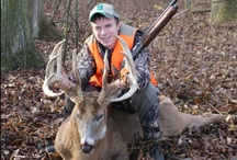 Deer Harvests / Whitetail Deer harvests from some of our fans/followers/customers. / by Legendary Whitetails