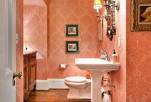 Powder Room / by Sue Campbell