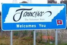 Tennessee / the volunteer state  / by Leann Smith