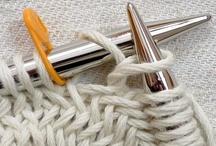 knit tutorials & techniques. / Knitting tutorials  / by Del