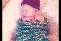 knit babies & kids / Knitting baby patterns  / by Del
