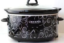 crockpot. /  crockpot recipes / by Del