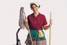happy homemaker. / Natural cleaning / by Del