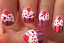 My Nails / by Kevia Wright