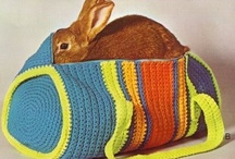 Crafting / Knitting, crocheting, spinning! / by Tahlia Fernandez