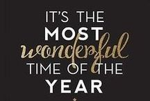"""""""It's the most, wonderful time, of the year!"""" / by Kaity Mitchell"""