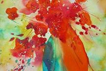 Chris Blevins Watercolors / by Chris Blevins Watercolors