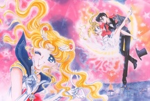 Sailor Moon / by Princess Sophie