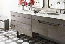 Bathroom / Beautiful bathrooms / by Sara Waters